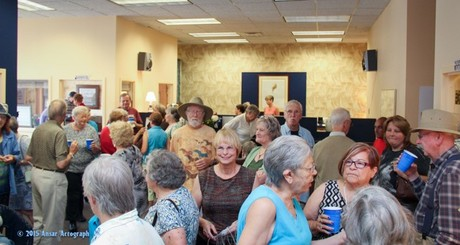 Opening of Senior Community Center in Boothbay Harbor, ME
