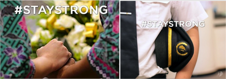 Stay Strong Marketing Campaign